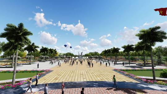 Hội An kêu gọi đóng góp xây công viên – đài tưởng niệm 32 tỉ - Ảnh 3.