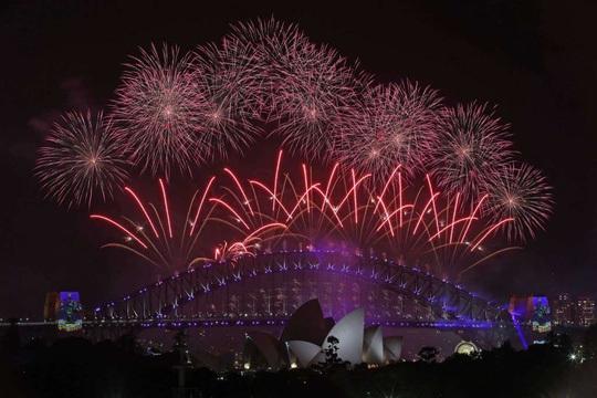 Vẻ đẹp của Sydney. Ảnh: AP
