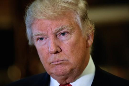 Tình báo Nga khẳng định có những thông tin mật về cá nhân và tài chính của ông Trump. Ảnh: Reuters