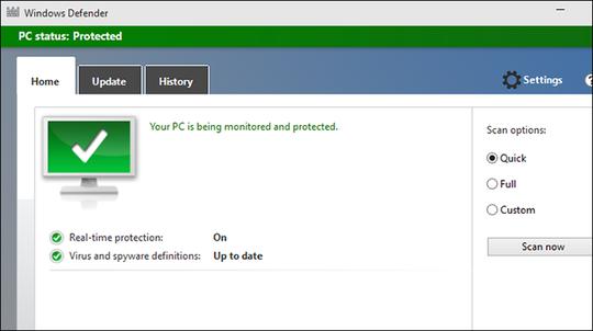 Đã đến lúc từ bỏ phần mềm diệt virus?
