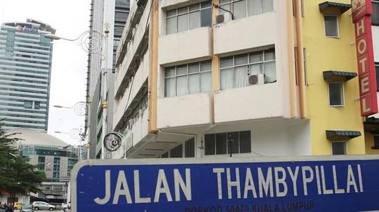 Reuters đưa tin rằng tình báo Triều Tiên vận hành hoạt động buôn bán vũ khí tại Malaysia dưới tên gọi một doanh nghiệp tên là Glocom. Trong ảnh là tòa nhà được xem là một địa điểm văn phòng của Glocom. Ảnh: Reuters