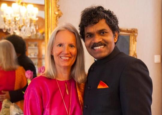 P.K. Mahanandia trở thành giáo viên dạy nghệ thuật tại Thuỵ Điển, còn Von Schedvin dạy nhạc.