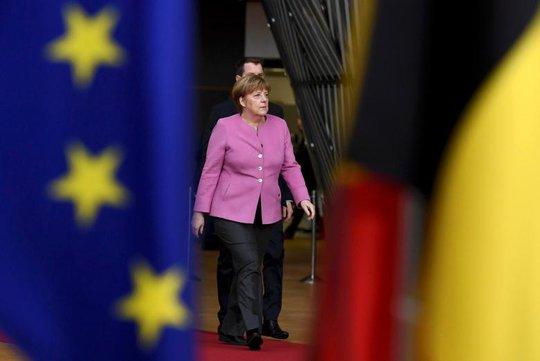Thủ tướng Đức Angela Merkel hoãn chuyến thăm Nhà Trắng vào ngày 14-3. Ảnh: Reuters