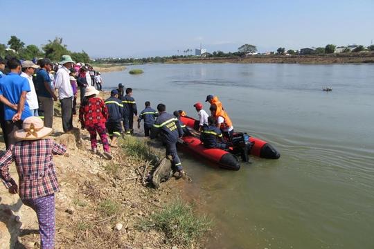 Thi thể nạn nhân được tìm thấy cách hiện trường khoảng 4km