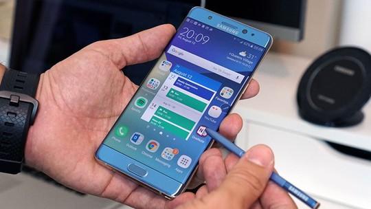 Galaxy Note 7 sẽ quay lại thị trường. Ảnh: PocketNow.