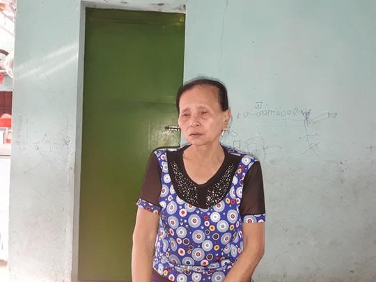 Bà Huệ rơi nước mắt khi nhắc đến người con trai gặp nạn nơi xứ người