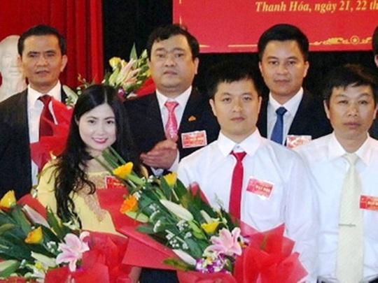 Báo cáo Trung ương việc quy hoạch Phó giám đốc Sở cho bà Trần Vũ Quỳnh Anh - Ảnh 1.