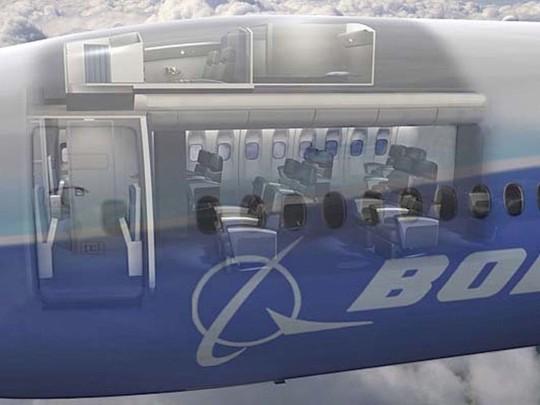 Phi công tuyến đường dài ngủ ở đâu trên máy bay