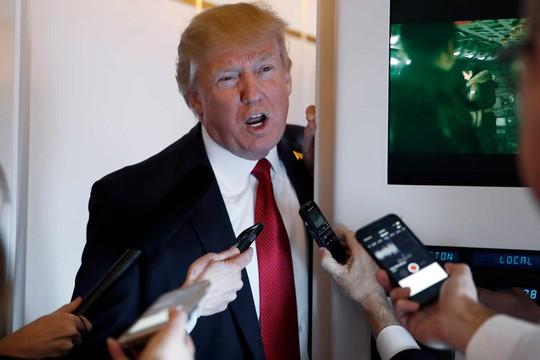 TT Trump: Tôi có 13 tuần tổng thống tốt bậc nhất lịch sử. Ảnh: AP