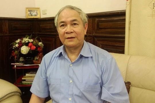 Ông Trịnh Cần Chính, con trai thương gia Trịnh Văn Bô. Ảnh: Diệu Bình