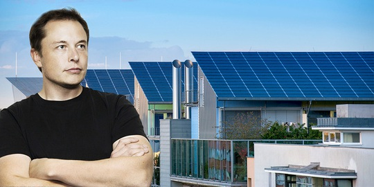 Cả thế giới đang phát sốt với mái ngói mặt trời của Tesla - Ảnh 1.