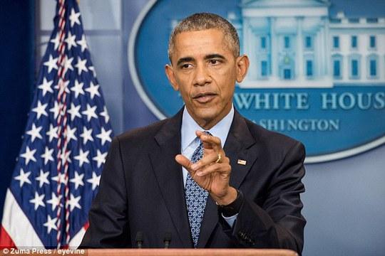 Cựu Tổng thống Obama lên tiếng về sắc lệnh mới của ông Trump. Ảnh: Zuma Press