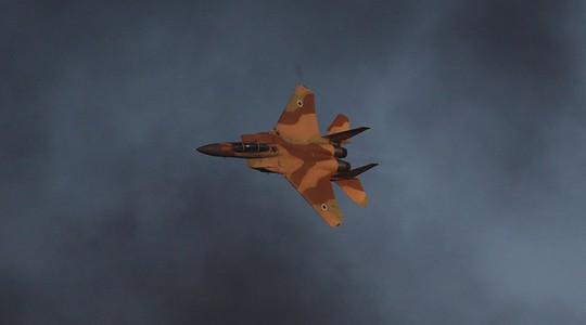 Một chiếc F-15 của Lực lượng Không quân Israel. Ảnh: Reuters