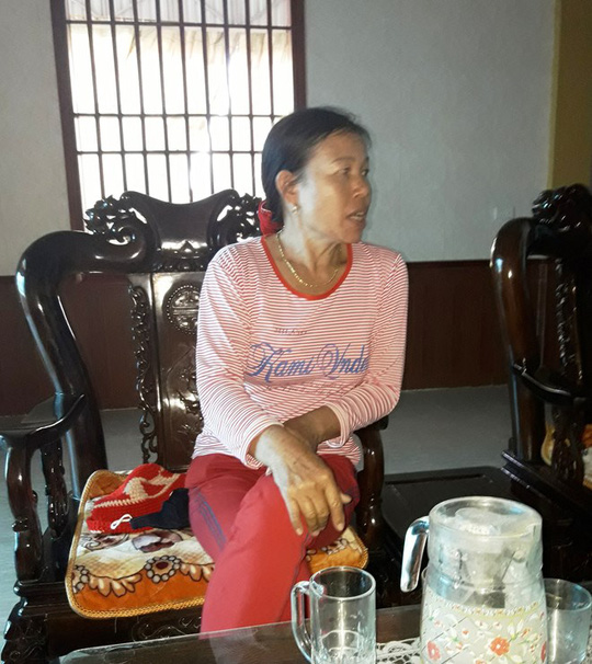 Chị Lý chia sẻ những năm tháng vất vả tại Lào