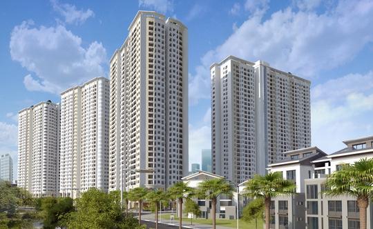 Gelexia Riverside do Tập đoàn Geleximco làm chủ đầu tư tạo ra sức hút cục bộ cho thị trường nhà ở đại chúng