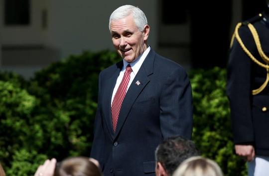 Phó Tổng thống Mỹ Mike Pence Ảnh: REUTERS