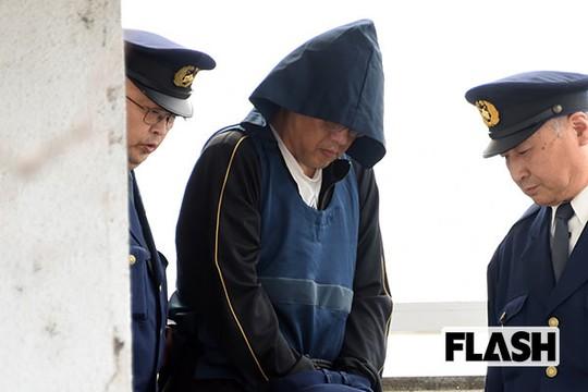 Nghi phạm Shibuya Yasumasa Ảnh: SMART-FLASH.JP