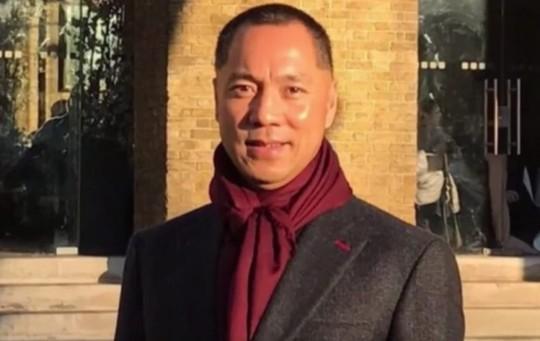 Tỉ phú Trung Quốc Quách Văn Quý Ảnh: people.followcn