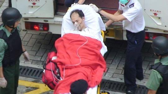 Diệp được đưa vào bệnh viện vào năm 2009. Ảnh: SCMP