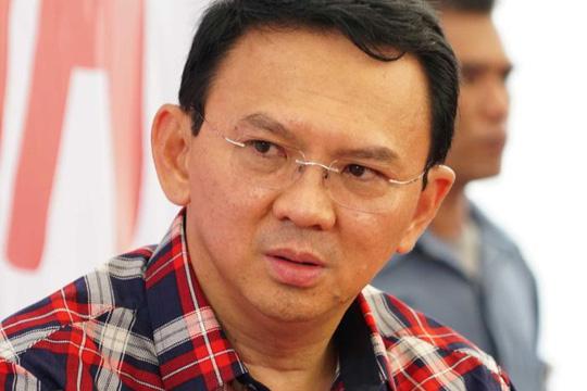 Thị trưởng Jakarta đương nhiệm Basuki Tjahaja Purnama Ảnh: ABC
