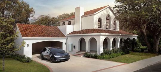 Cả thế giới đang phát sốt với mái ngói mặt trời của Tesla - Ảnh 2.