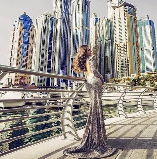 Cuộc sống của hội con nhà giàu Dubai - Ảnh 1.