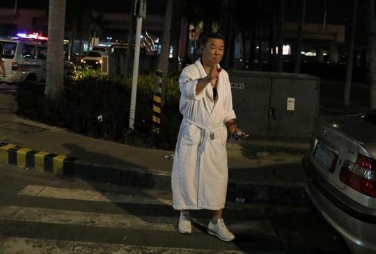 Vụ nổ súng đẫm máu Philippines: Tay súng là người nước ngoài - Ảnh 7.