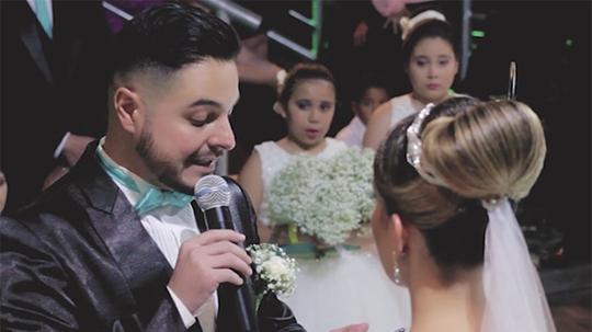 Chú rể gây xúc động dù thừa nhận yêu người khác ngay trong đám cưới - Ảnh 2.