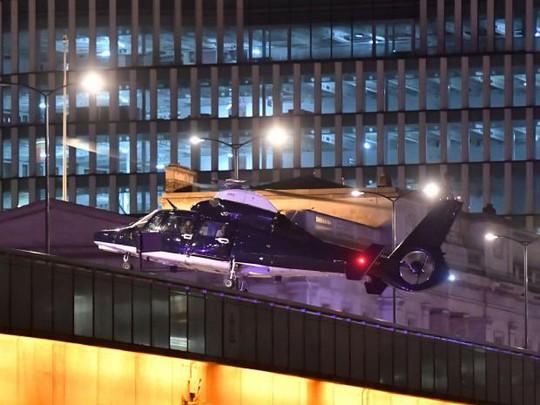 """Vụ khủng bố ở London: Đặc nhiệm """"Blue Thunder"""" lần đầu lộ diện - Ảnh 1."""