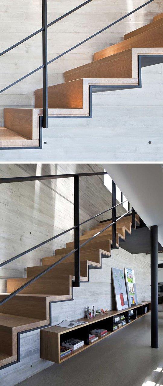 Những điều cơ bản về cầu thang mà bạn phải biết - Ảnh 2.
