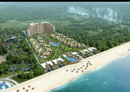 Hồ tràm sắp có Condotel và biệt thự mới Kahuna - Ảnh 1.