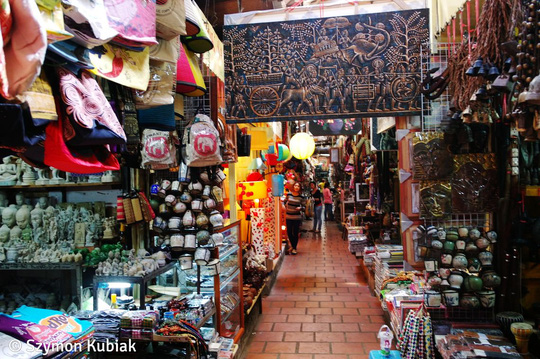 Chợ Nga – Điểm đến không thể bỏ qua khi du lịch Phnom Penh - Ảnh 2.