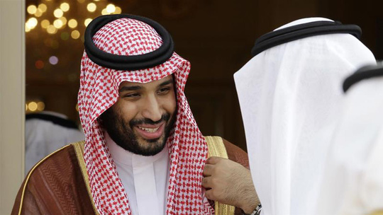 Cuộc đổi ngôi ngoạn mục ở Ả Rập Saudi - Ảnh 1.