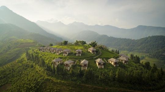Sa Pa vào top 10 khu nghỉ dưỡng xanh nhất thế giới - Ảnh 1.