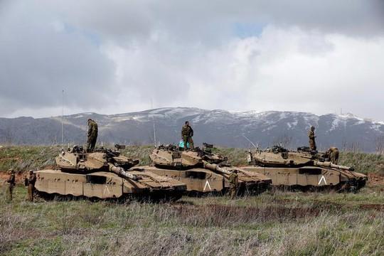 Syria dọa cho Israel trả giá - Ảnh 1.