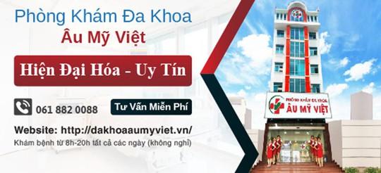 Phòng khám Đa khoa Âu Mỹ Việt - Địa chỉ đáng tin cậy bảo vệ sức khỏe sinh sản - Ảnh 1.