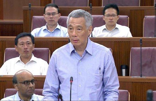 Thủ tướng Singapore không kiện các em - Ảnh 1.