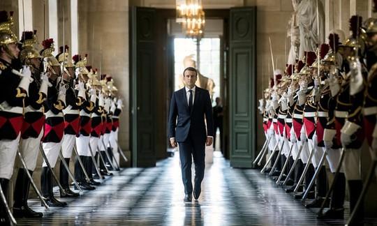 Phá âm mưu ám sát Tổng thống Macron tại sự kiện có ông Donald Trump dự - Ảnh 1.