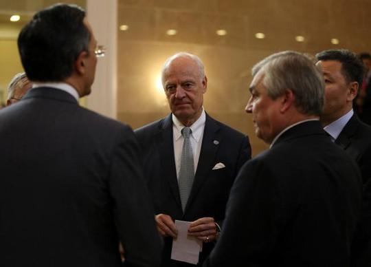 Mỹ muốn hợp tác với Nga ở Syria - Ảnh 2.
