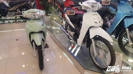 Xe máy số 'thất sủng' tại Việt Nam - Ảnh 2.