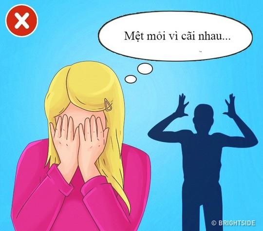 9 dấu hiệu cho thấy bạn đang yêu lầm người - Ảnh 1.