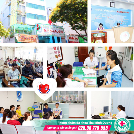 Phòng khám đa khoa Thái Bình Dương: Phòng khám tư nhân uy tín tại TP HCM - Ảnh 1.