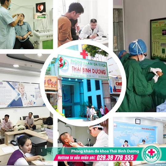 Phòng khám đa khoa Thái Bình Dương: Phòng khám tư nhân uy tín tại TP HCM - Ảnh 2.
