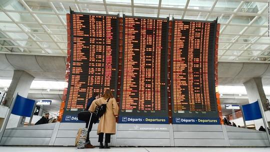 Một sân bay có lượt khách nhiều hơn dân số Việt Nam! - Ảnh 1.