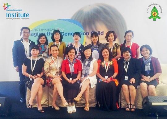 Hội nghị Dinh dưỡng tại Bali - Cập nhật kiến thức trong chuẩn đoán, điều trị vấn đề dinh dưỡng ở trẻ nhỏ - Ảnh 1.