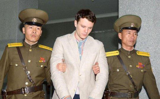 Mỹ cấm công dân đến Triều Tiên - Ảnh 1.