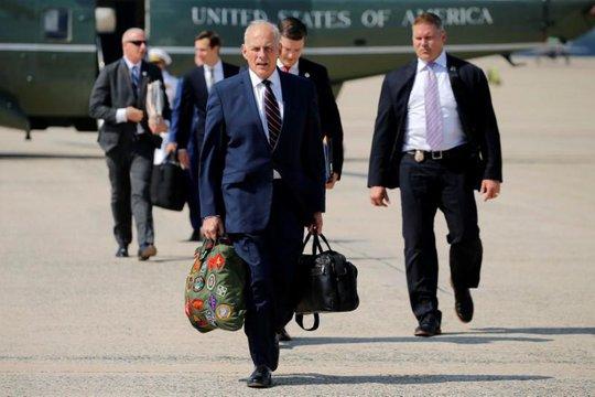 Tướng về hưu đưa Nhà Trắng vào khuôn phép - Ảnh 1.