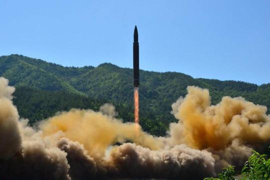 Mỹ chuẩn bị chiến tranh phòng ngừa Triều Tiên - Ảnh 1.