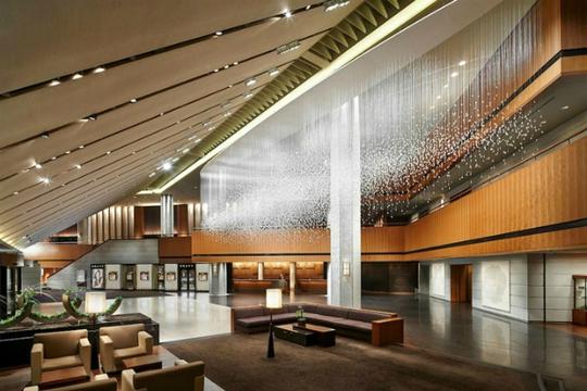 Khách sạn ngôi sao nơi Song Hye Kyo tổ chức đám cưới - Ảnh 1.