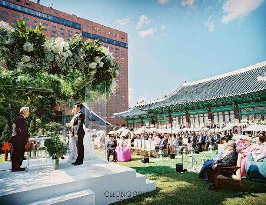 Khách sạn ngôi sao nơi Song Hye Kyo tổ chức đám cưới - Ảnh 2.